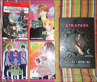 Mis compras en Norma Comics [&] Fnac (x_luka for LMDMV)