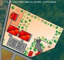 Map of the school