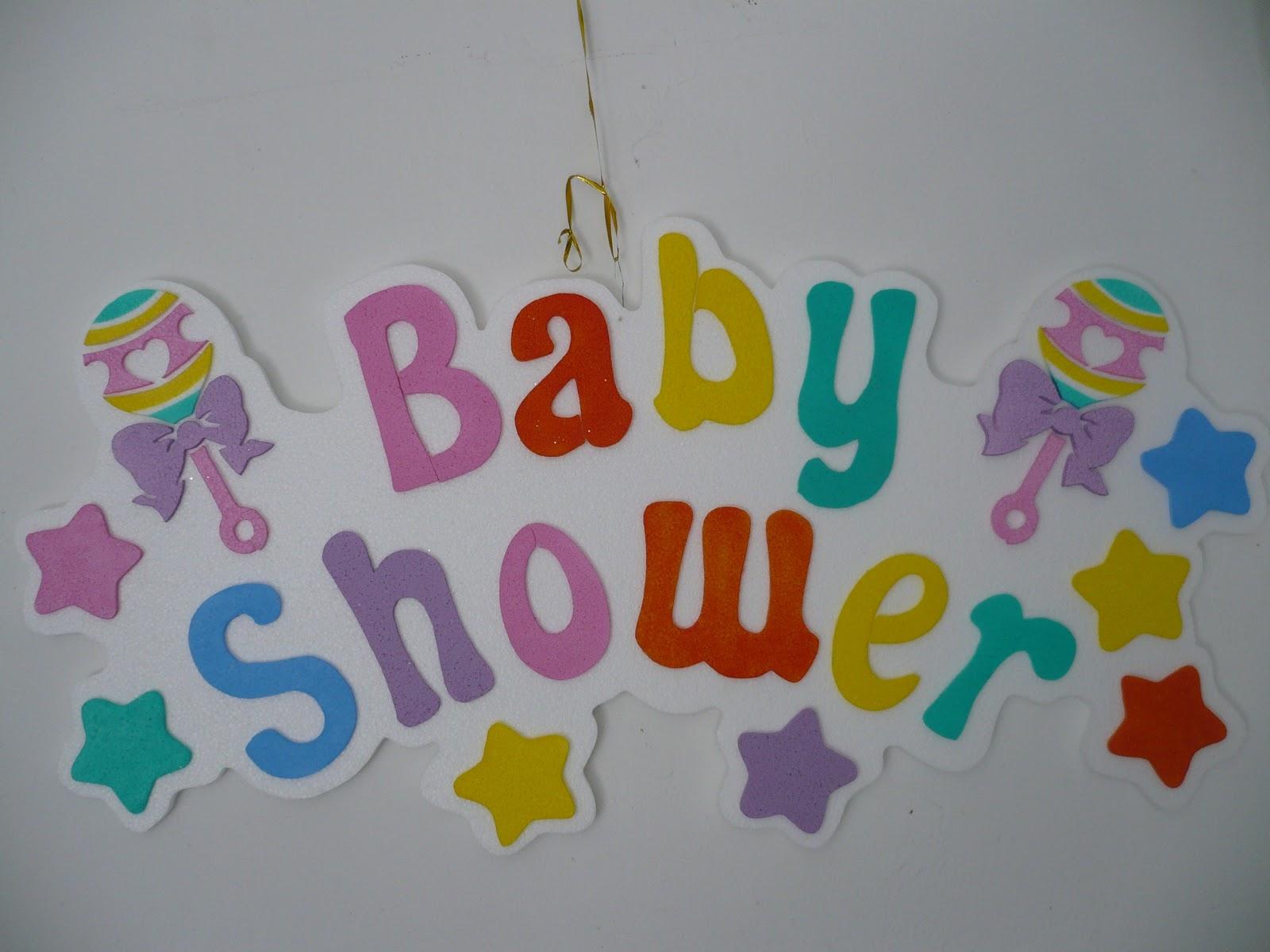 Letreros de baby shower - Imagui