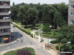 Pogled na gradski park
