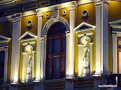 Najlepši deo fasade zgrade
