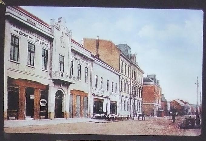 ,,GRAND HOTEL,, u ul. Gospodar Jevremovoj