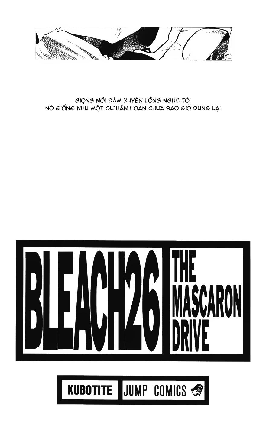 Bleach chap 224 Trang 4