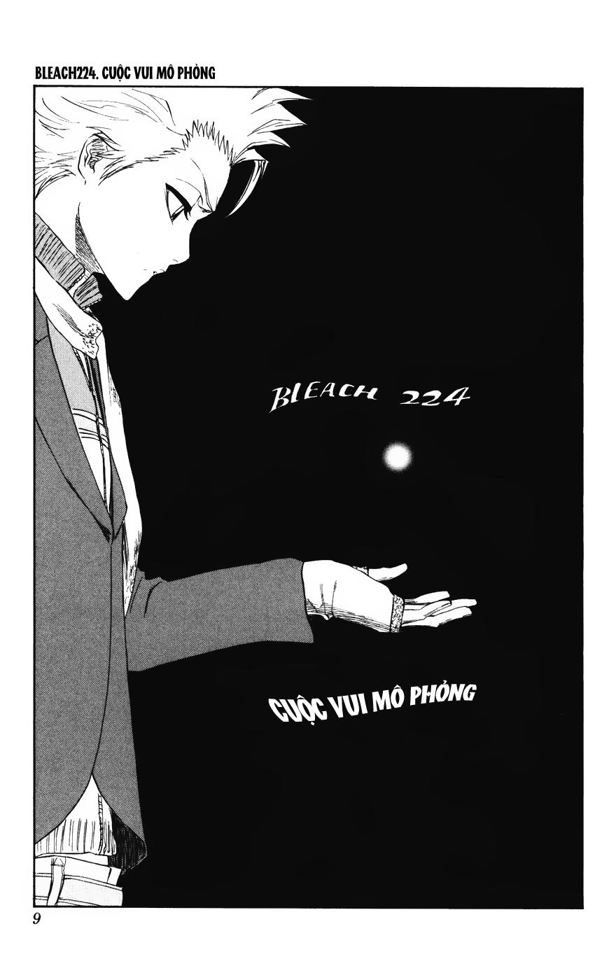 Bleach chap 224 Trang 8