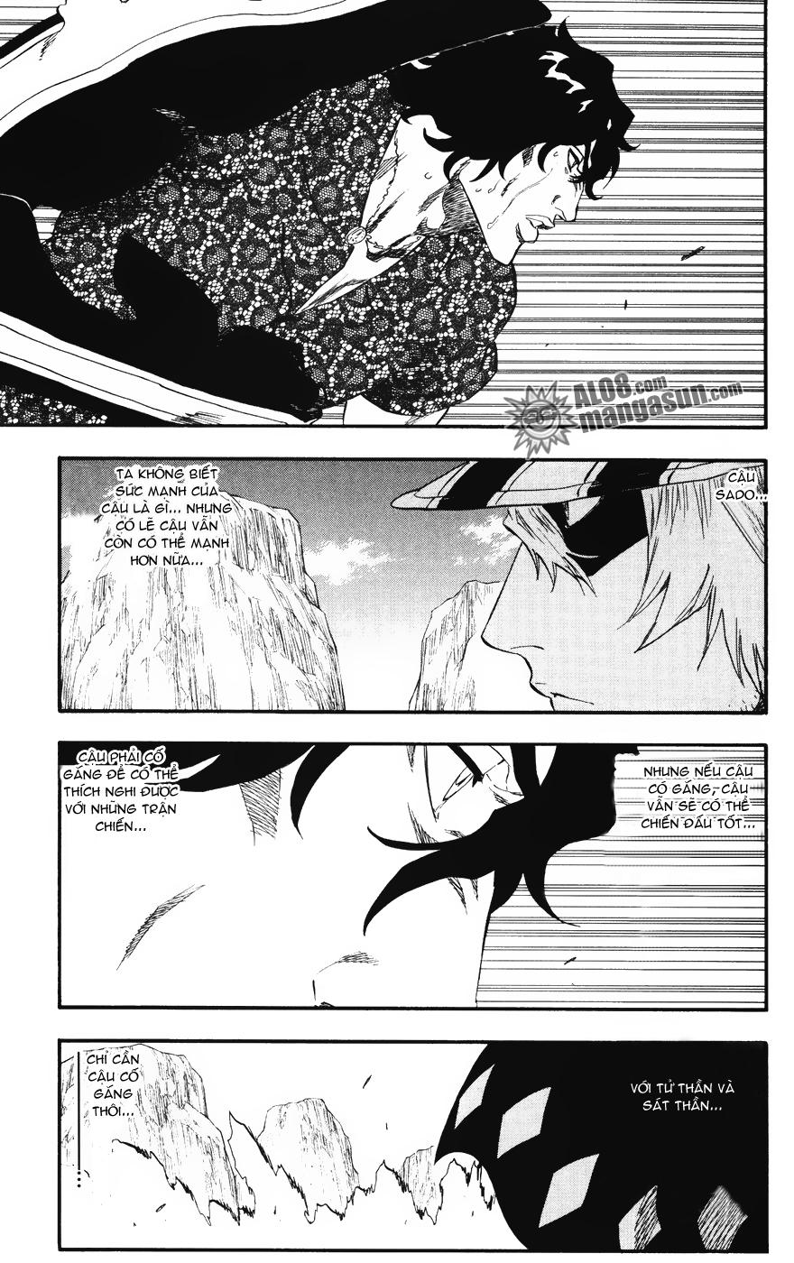 Bleach chap 224 Trang 22