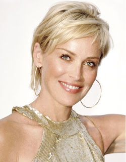 sharon stone video