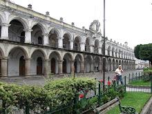 Antigua Palacio de los Capitanes A.G.