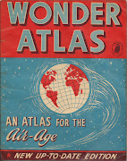 #73Wonder Atlas; An atlas for the airage (the new uptodate edition).