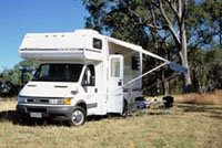 Campervan Hire Perth