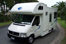 Wellington Campervan Hire