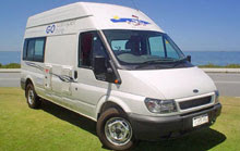 Darwin Campervan Hire