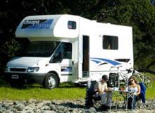 Auckland Campervan Hire