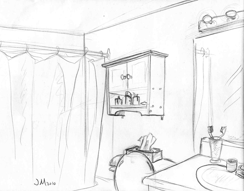 dessiner une salle de bain les derni res. Black Bedroom Furniture Sets. Home Design Ideas