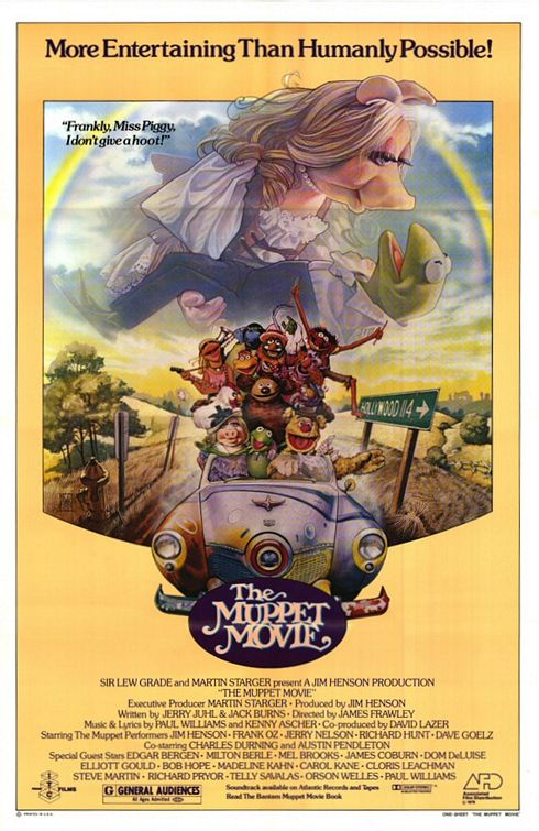Vagebond's Movie ScreenShots: Muppet Movie, The (1979)
