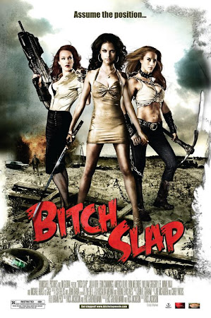 Poster Of Bitch Slap (2009) In Hindi English Dual Audio 100MB Compressed Small Size Mobile Movie Free Download Only At worldfree4u.com