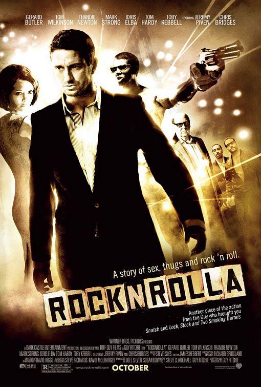 RocknRolla - DVD