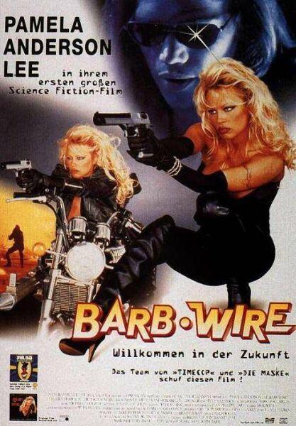 Vagebond s movie screenshots barb wire