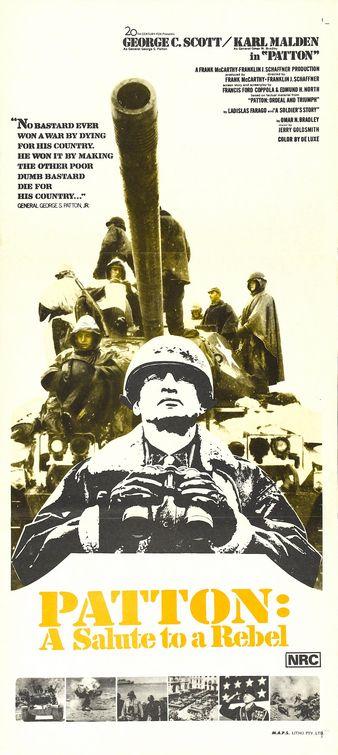 vagebonds movie screenshots patton 1970