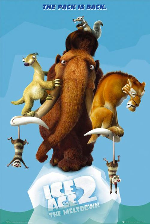 Vagebond's Movie ScreenShots: Ice Age 2: The Meltdown (2006)