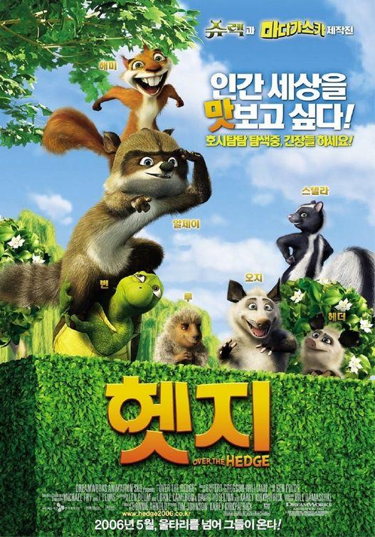 Vagebond's Movie ScreenShots: Over the Hedge (2006)