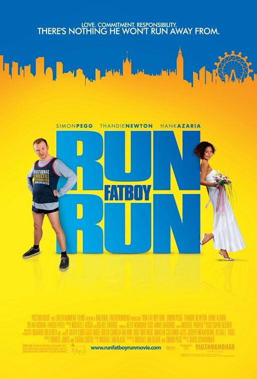 Vagebond's Movie ScreenShots: Run Fatboy Run (2007)