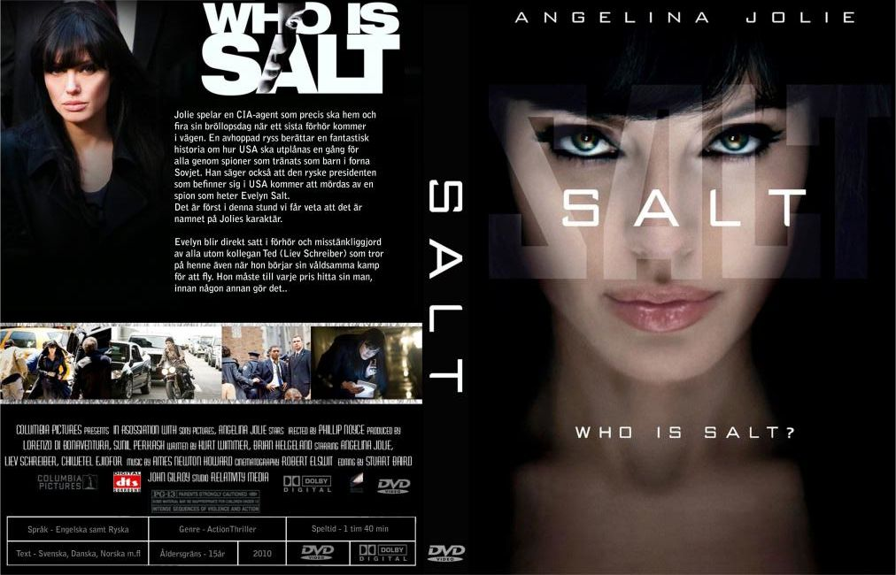 Salt 2 movie release date in Melbourne