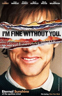 Ký Ức Tình Yêu | Ánh Nắng Vĩnh Cửu - Eternal Sunshine Of The Spotless Mind (2004) Poster