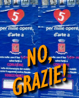 A CHI IL CINQUE x MILLE?