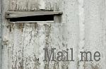 Wil je me mailen ?