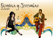 Show Romina Zárate y Jeremías