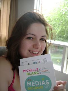 Michelle Blanc: Les médias sociaux 101 - PRISE 1-