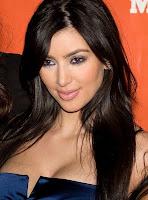 Le teint de Kim Kardashian?