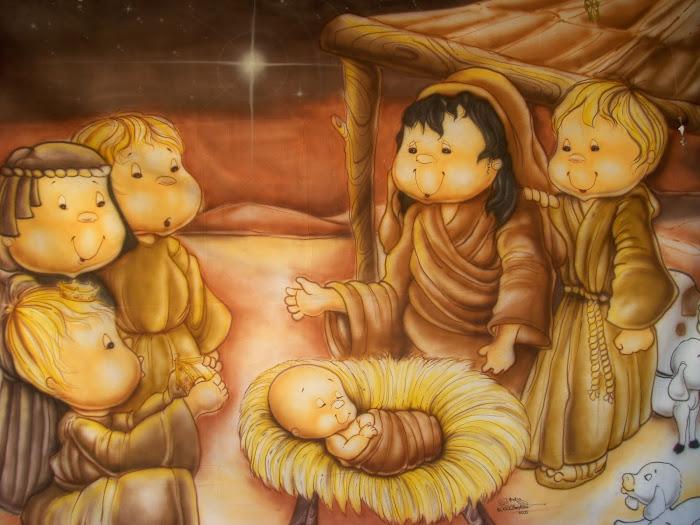Painel de Natal