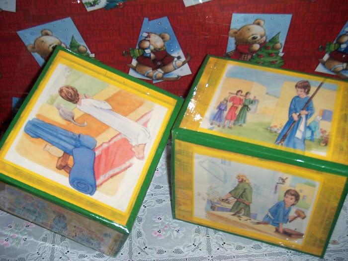 Dados Didáticos: Infância de Jesus