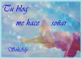 Tu blog me hace soñar