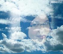 Aku di sebalik awan