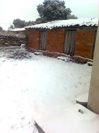 patio de la casa