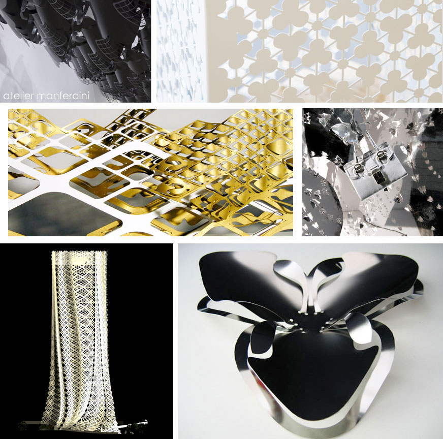 What Is A Textile Atelier Manferni Laser Cutting