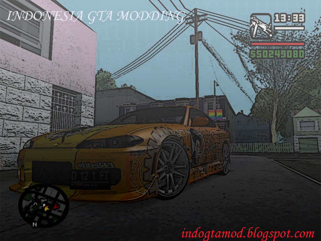 INDONESIA GTA MODDING