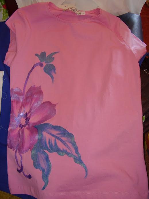 camisola da amiga da Paula