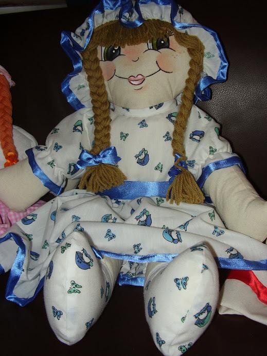boneca da D. Maria