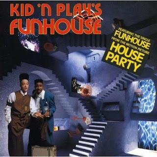 Kid-N-Play - Funhouse (1990)