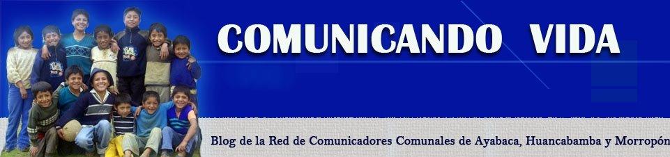 COMUNICANDO VIDA Y PAZ