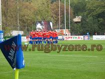 Fotografia saptamanii : Stejarii Bucuresti au debutat in Challenge Cup