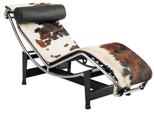 Design science in this economy corbu lc4 chaise for Chaise longue le corbusier pony