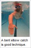 bent elbow catch
