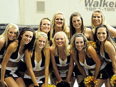 Are Modern College Cheerleader Uniforms Too Slutty?