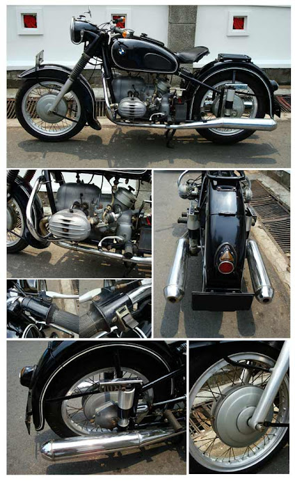 BMW R51 1948