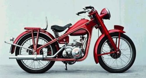 Honda Dream 1950