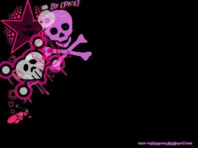 Emo Punk Background